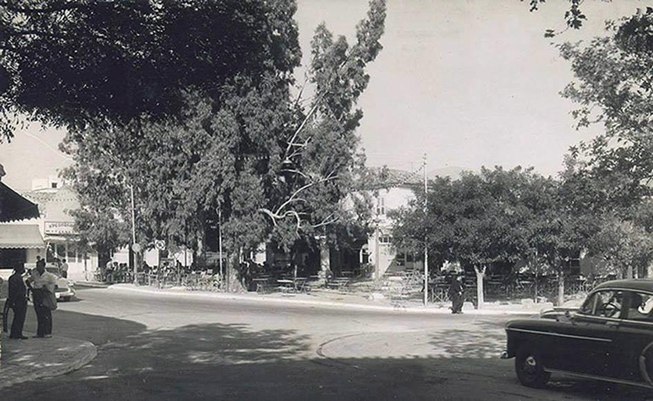 Πλατεία Κασταλιας Μαρουσι