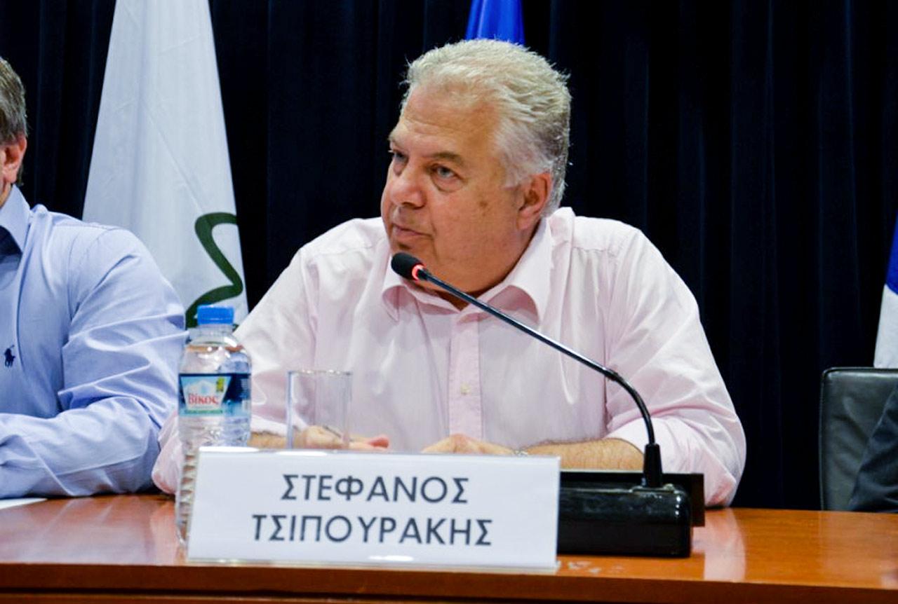Στεφανος Τσιπουράκης