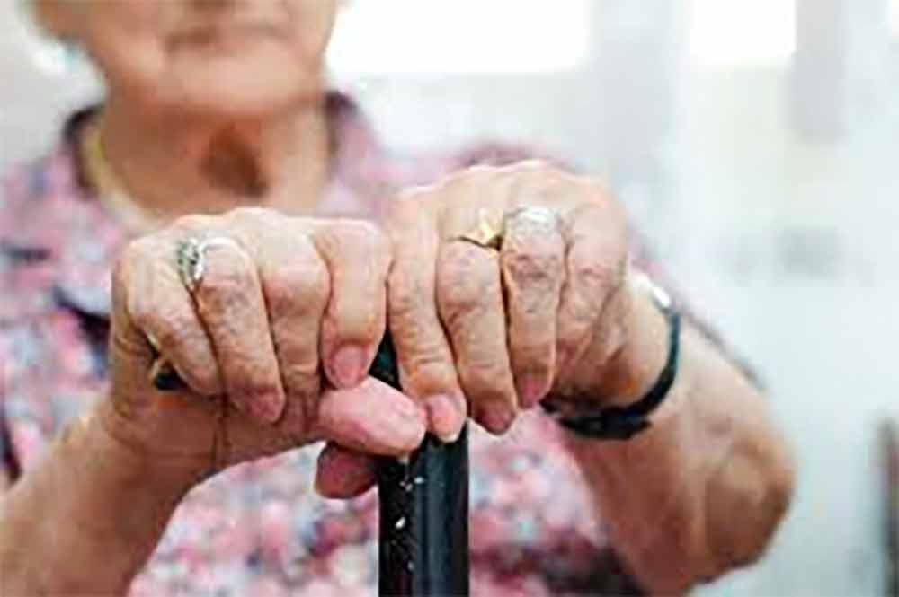 Ηλικιωμένοι κλοπη