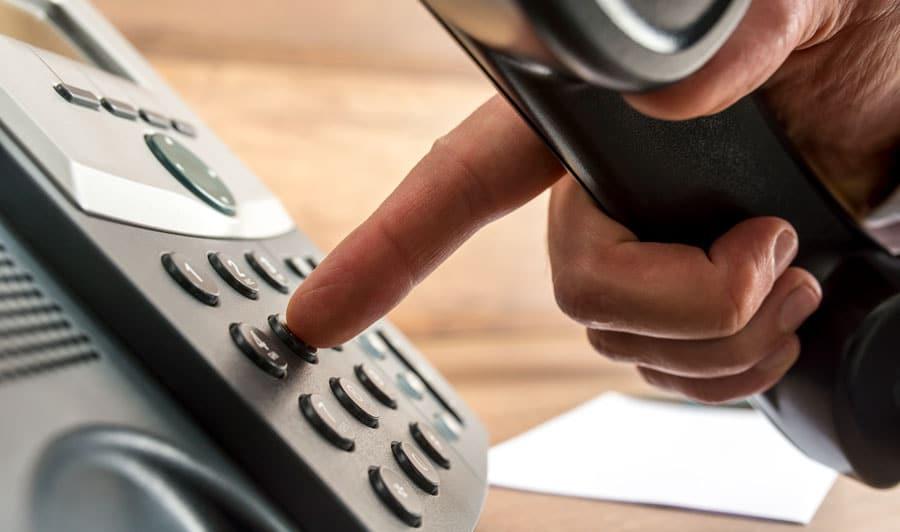 τηλεφωνο προβλημα